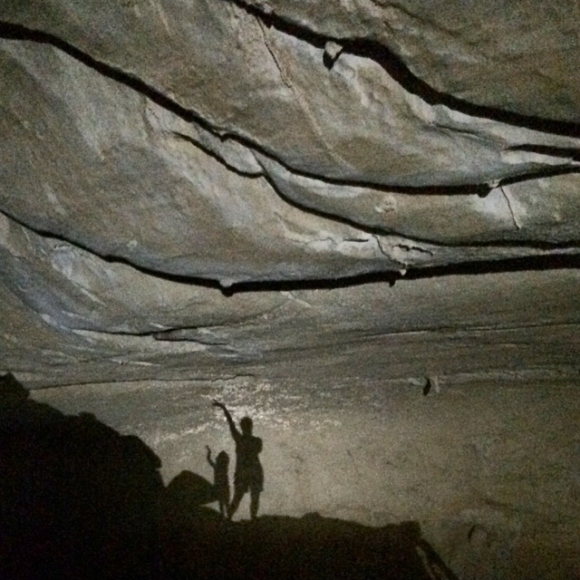 Fun times in Mulu caves