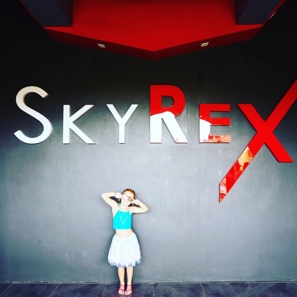 Awesome ride! SkyRex