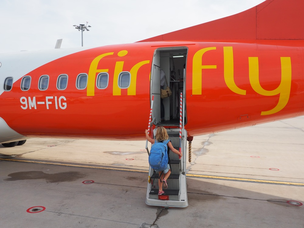 All aboard on the awesome Firefly airline