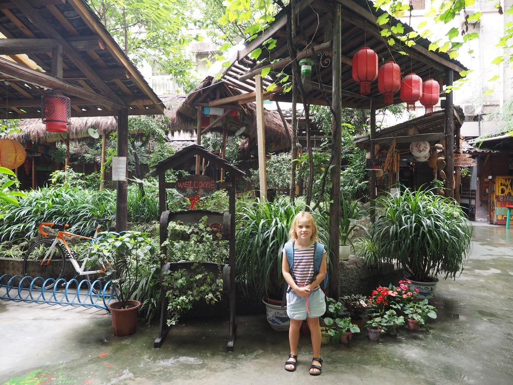 We LOVE the Hello Chengdu Hostel