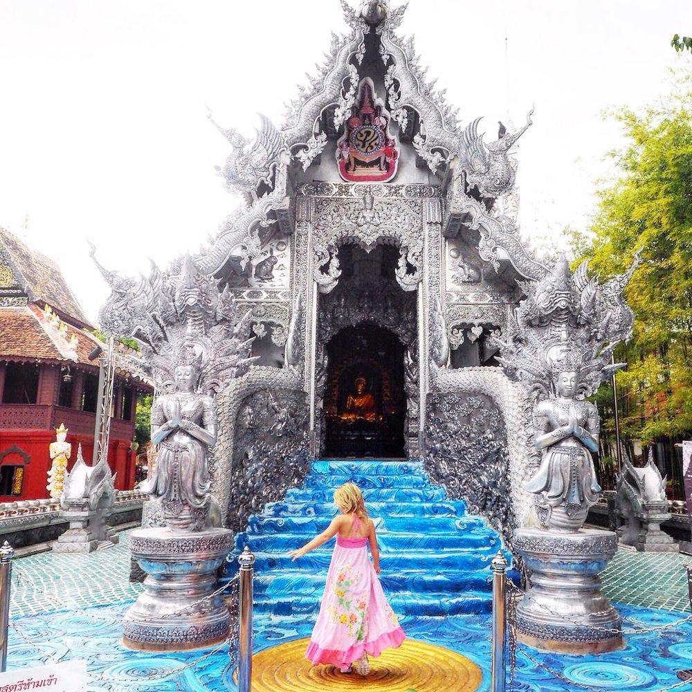 My fave Chinag Mai temple, Si Supan