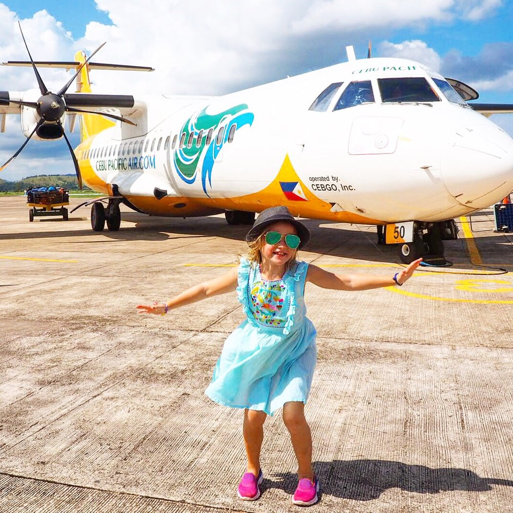 We love flying with Cebu Pacific!