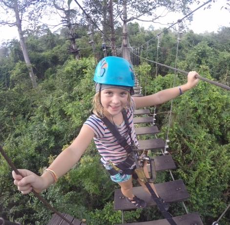 Flight of the Gibbon Angkor fun