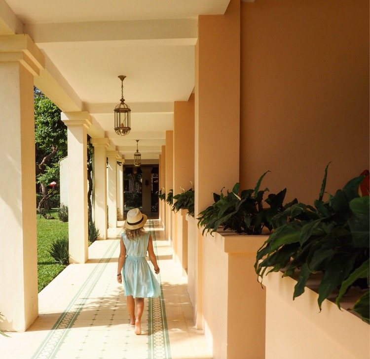 The beautiful Anantara Hoi An Resort - we think it's the best resort in Hoi An old town
