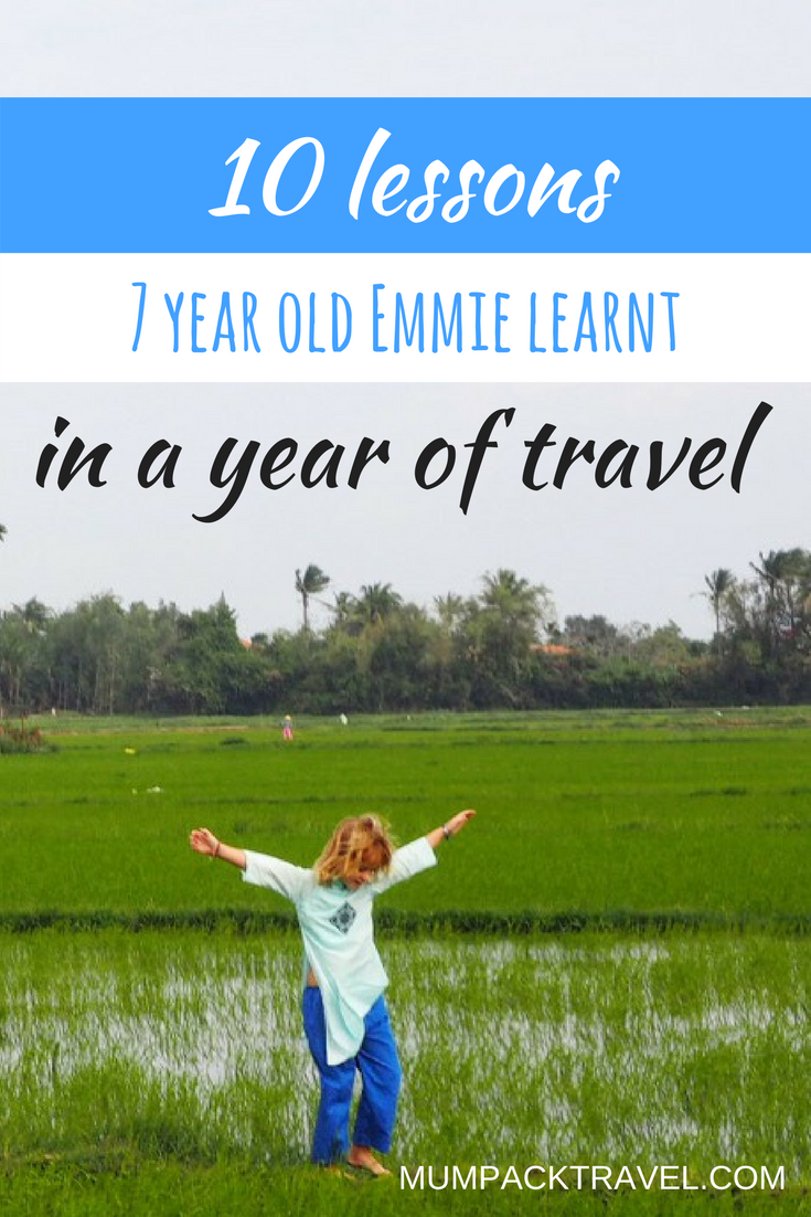 one year travel with kids