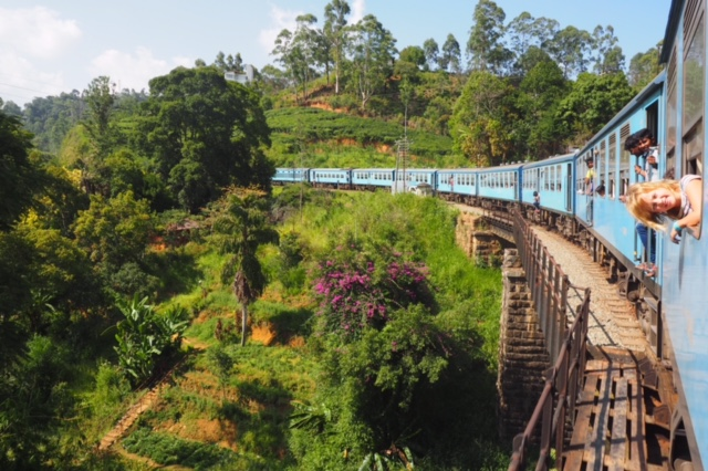 trains in sri lanka with kids