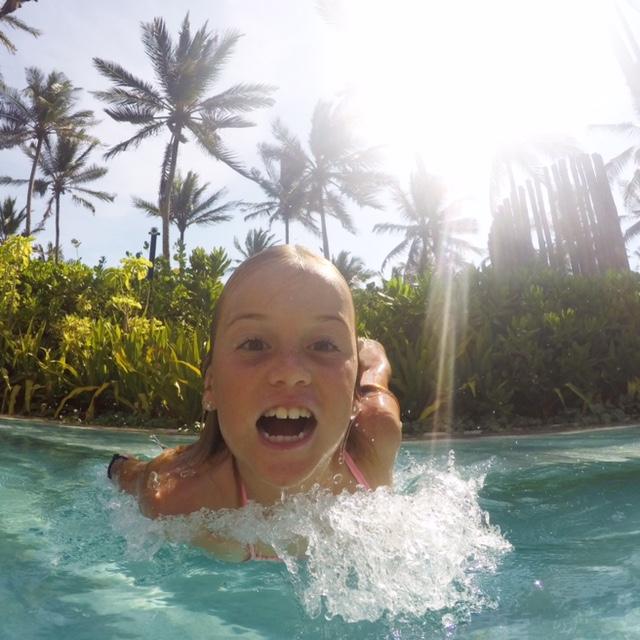 Best pool ever at Jasper House, Hiriketiya, Sri Lanka