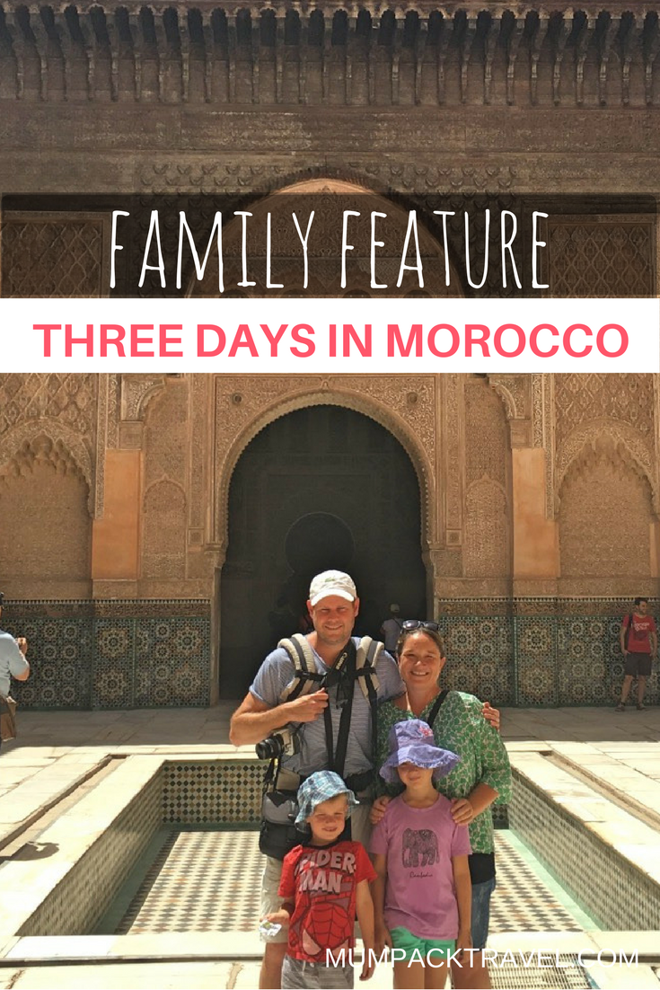 morocco for families
