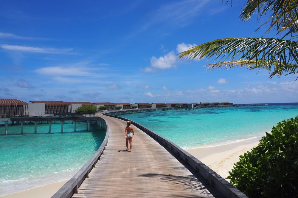 The incredible overwater villas at the Park Hyatt Maldives Hadahaa