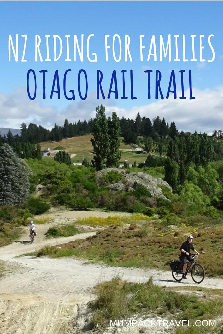 NZ rail trail