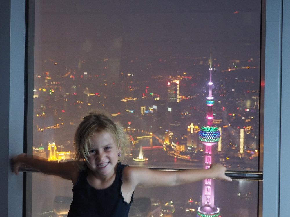 Love the views in Shanghai!
