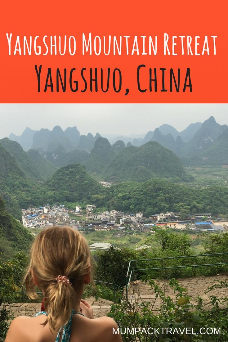 Yangshuo china with kids