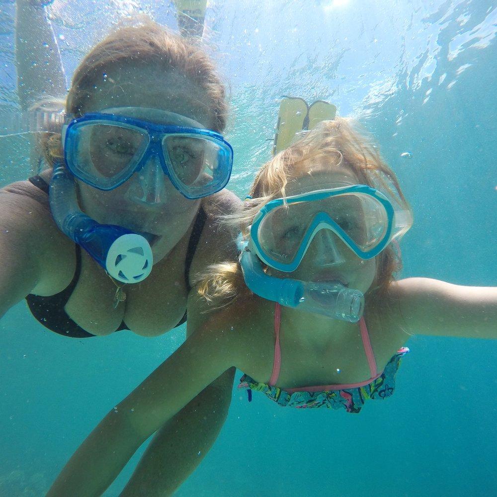 snorkel for dad