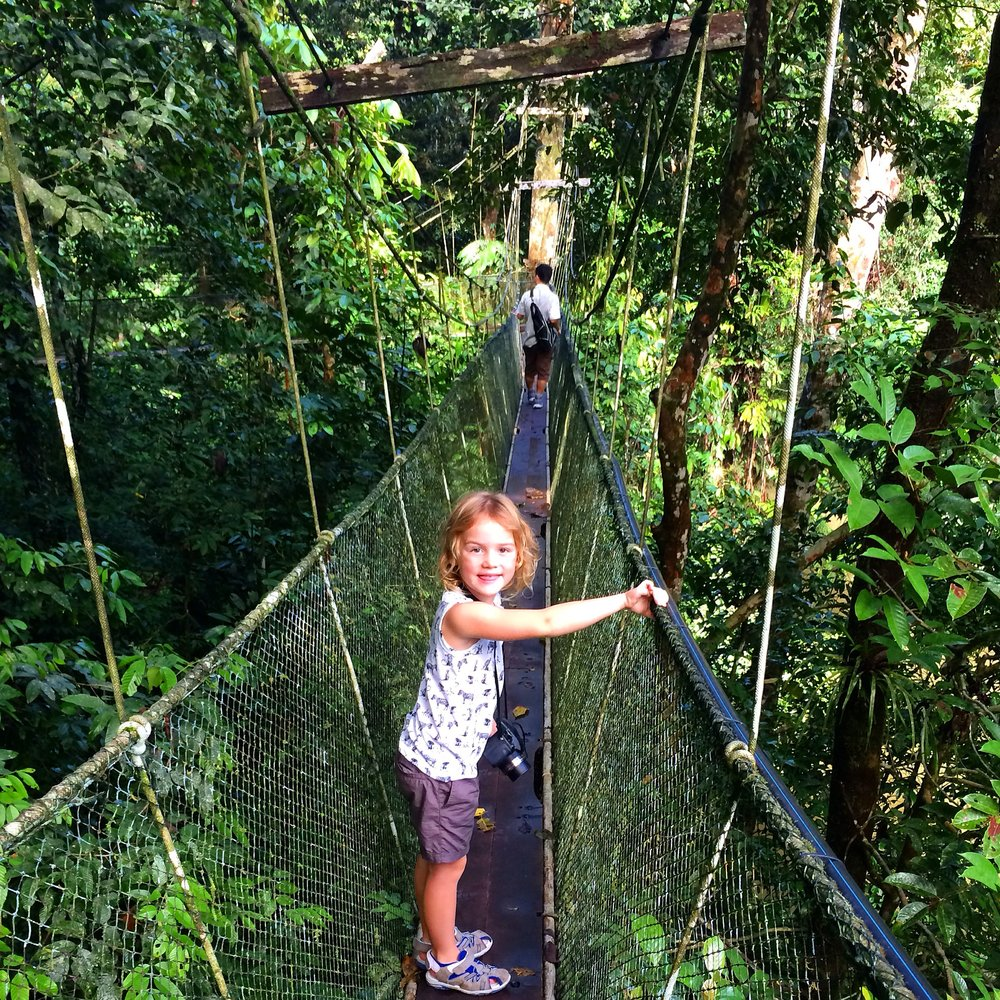 Gunung Mulu is an incredible place for kids to explore and learn