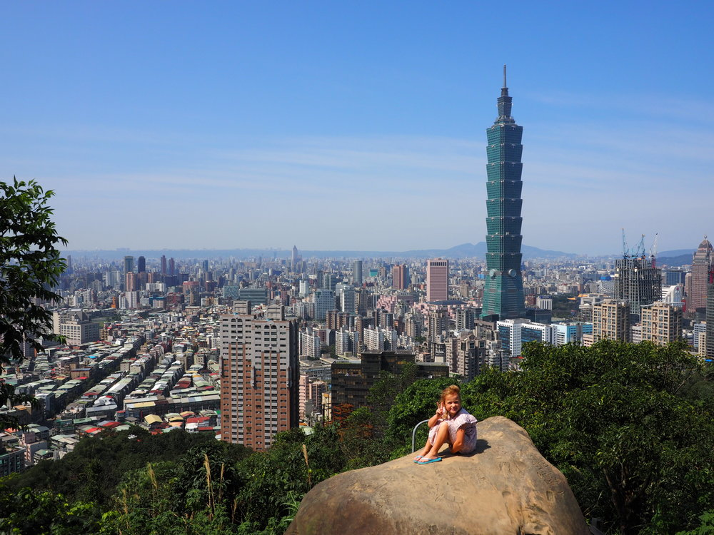 Taipei is one of the best cities in Asia for family travel
