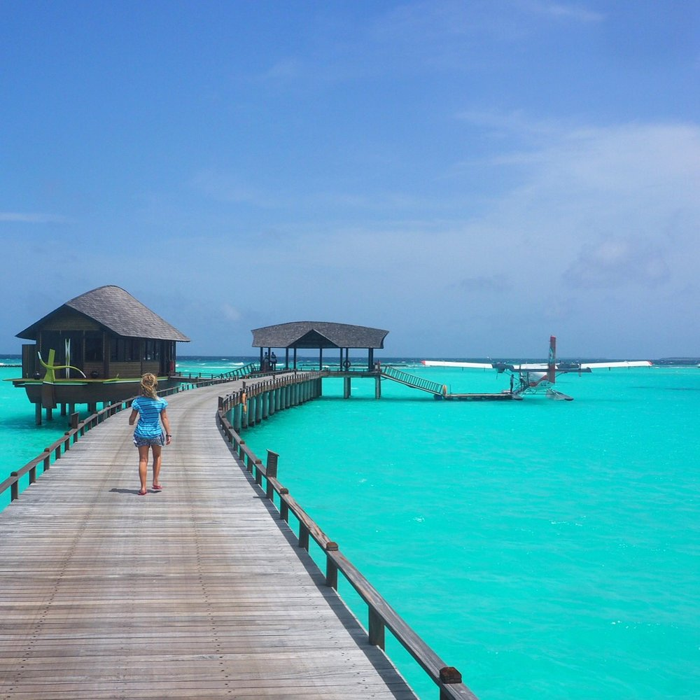 A Maldives holiday with kids can be affordable or fancy - choose your choice!