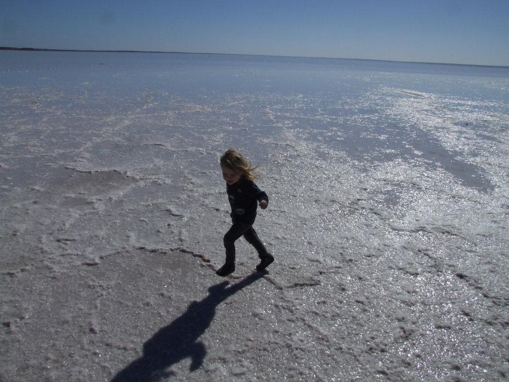 Awesome Lake Hart salt lake