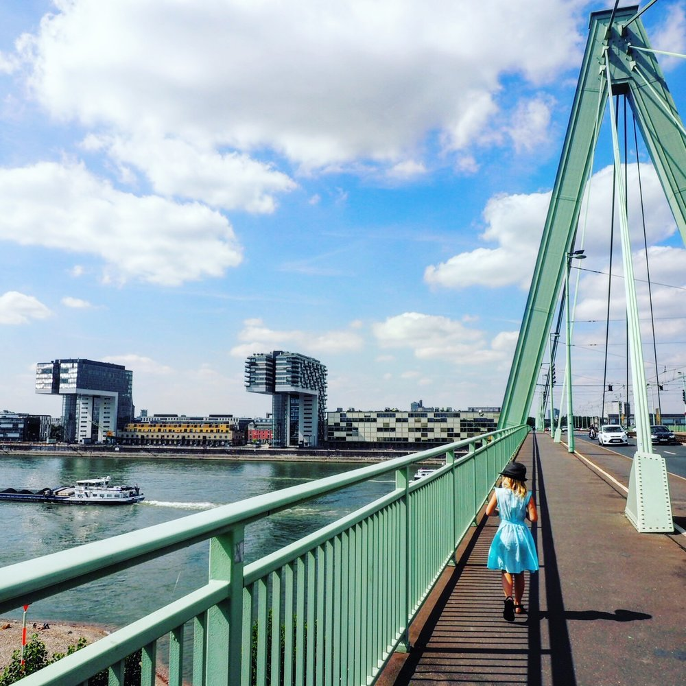 Get your walking shoes on off for a family fun in Cologne