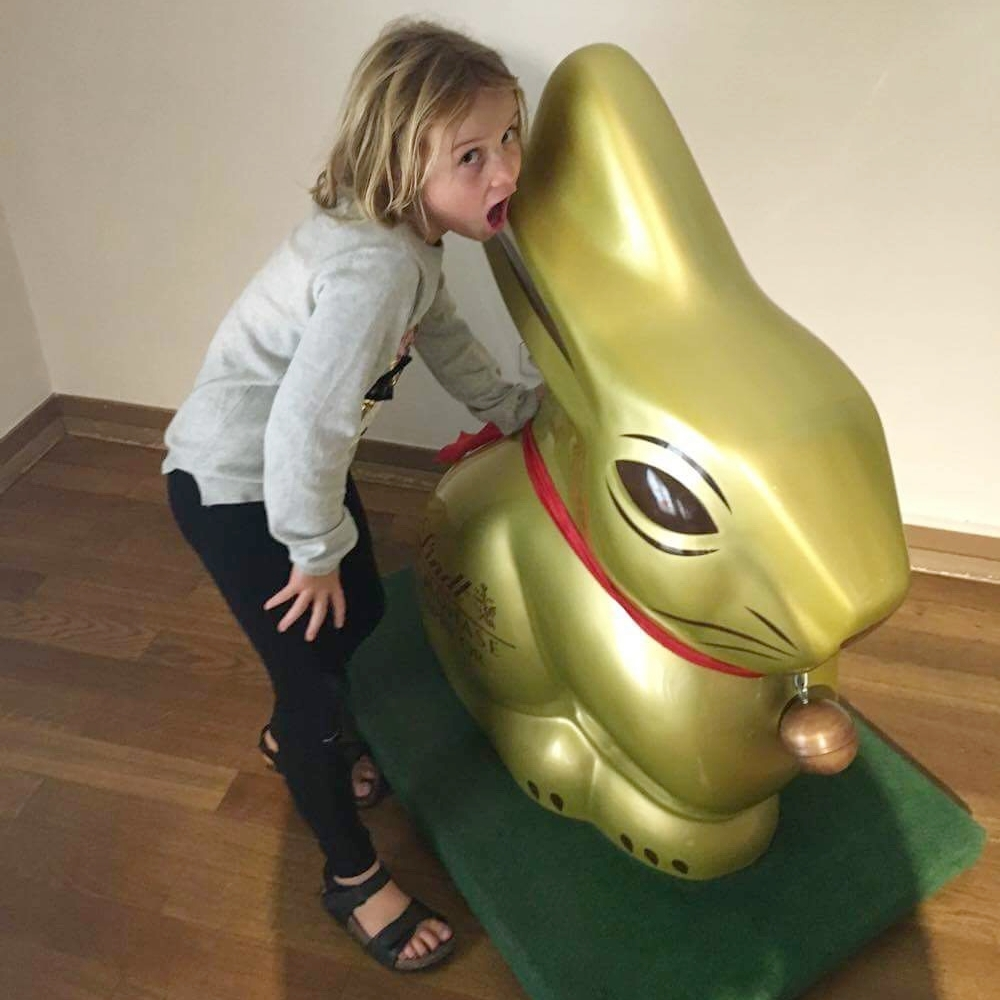 Chocolate Museum Cologne is so much fun for kids