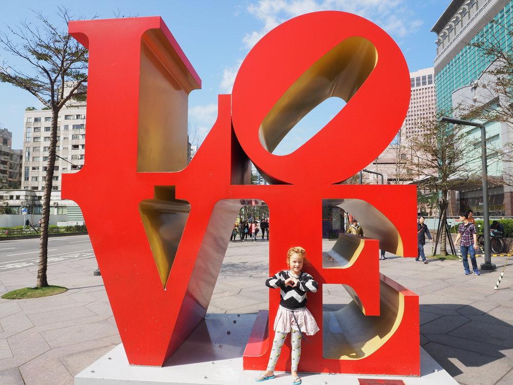We love Taipei and we love Taiwan!