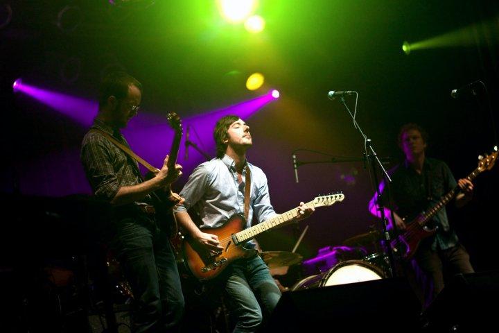 basement band at Highline Ballroom, NYC