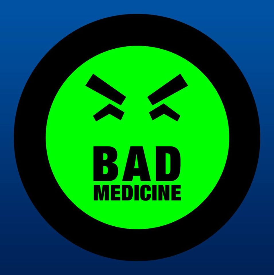 Bad Med logo