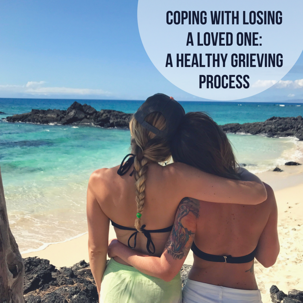 healthy grieving Coping with loss: bereavement and grief in our hearts, we all know that death is a part of life  but there is no real order to the grieving process some emotions you may experience include: denial disbelief  but be assured that these feelings are healthy and appropriate and will help you come to terms with your loss remember: it.
