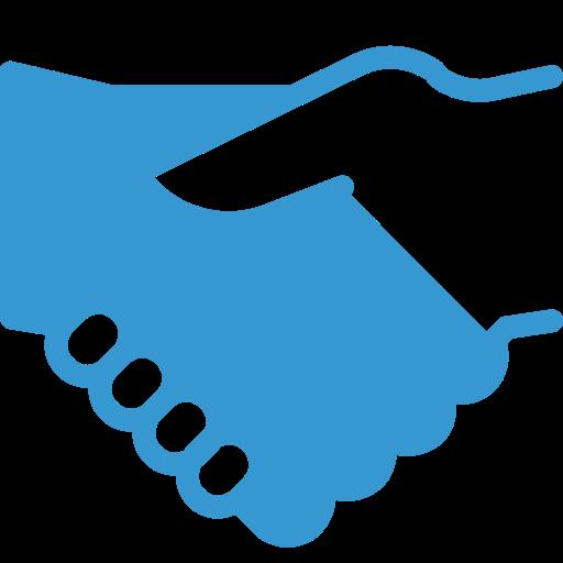 Nursing handshake