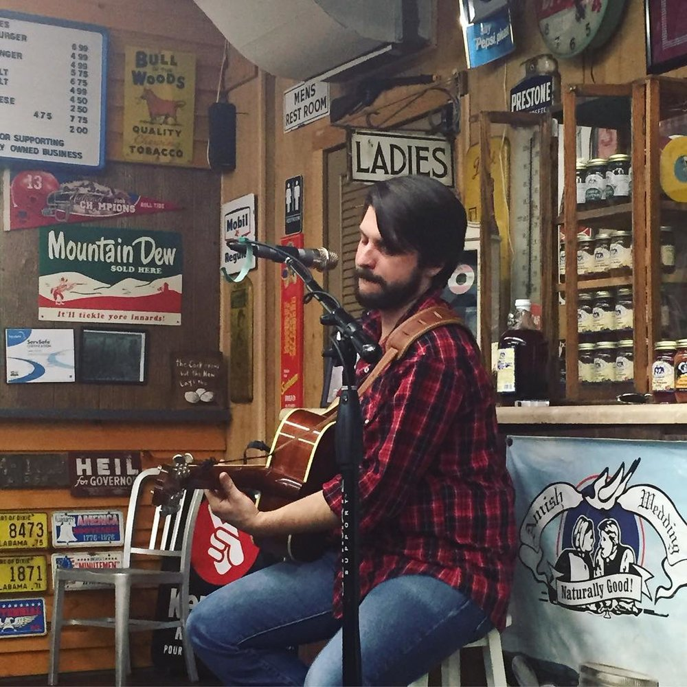 Country Music at the Country Store