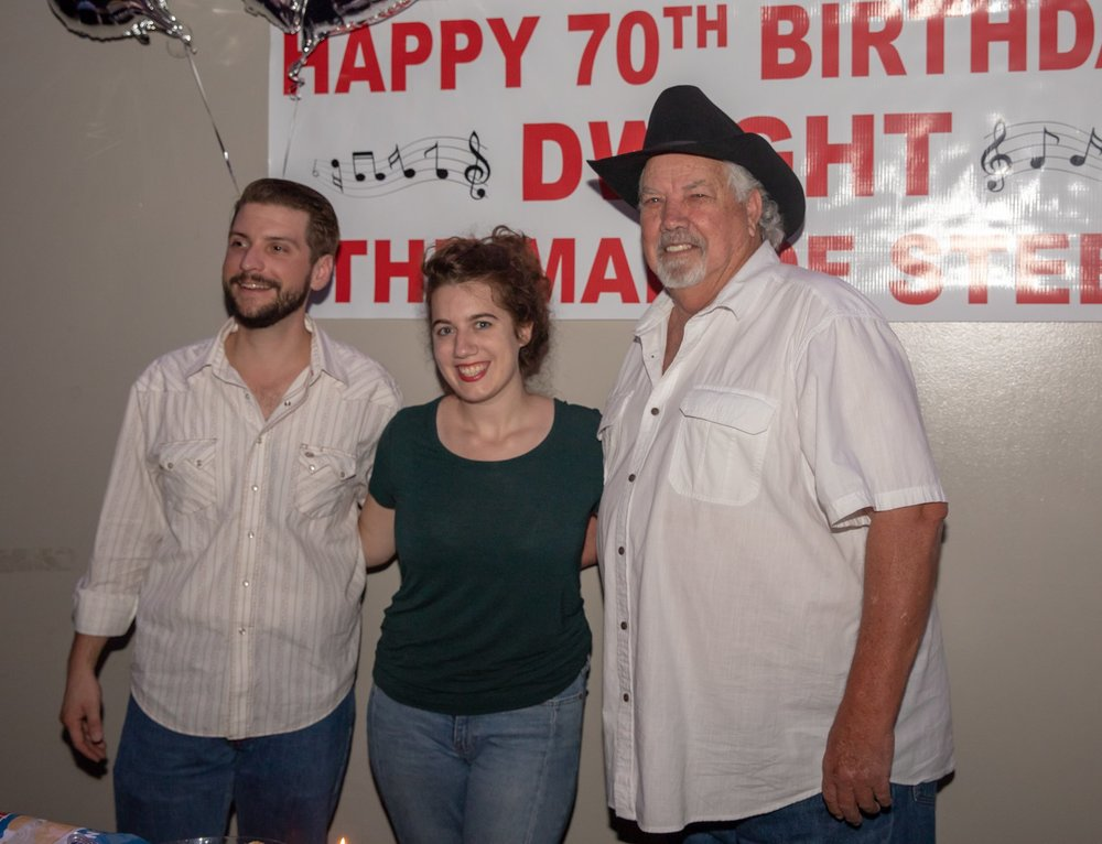 Dwight Hutson's Birthday Party