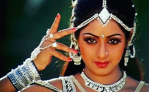 I thank you for my love of Bollywood, music and dance. RIP @sridevi.kapoor 🙏🏾♥️