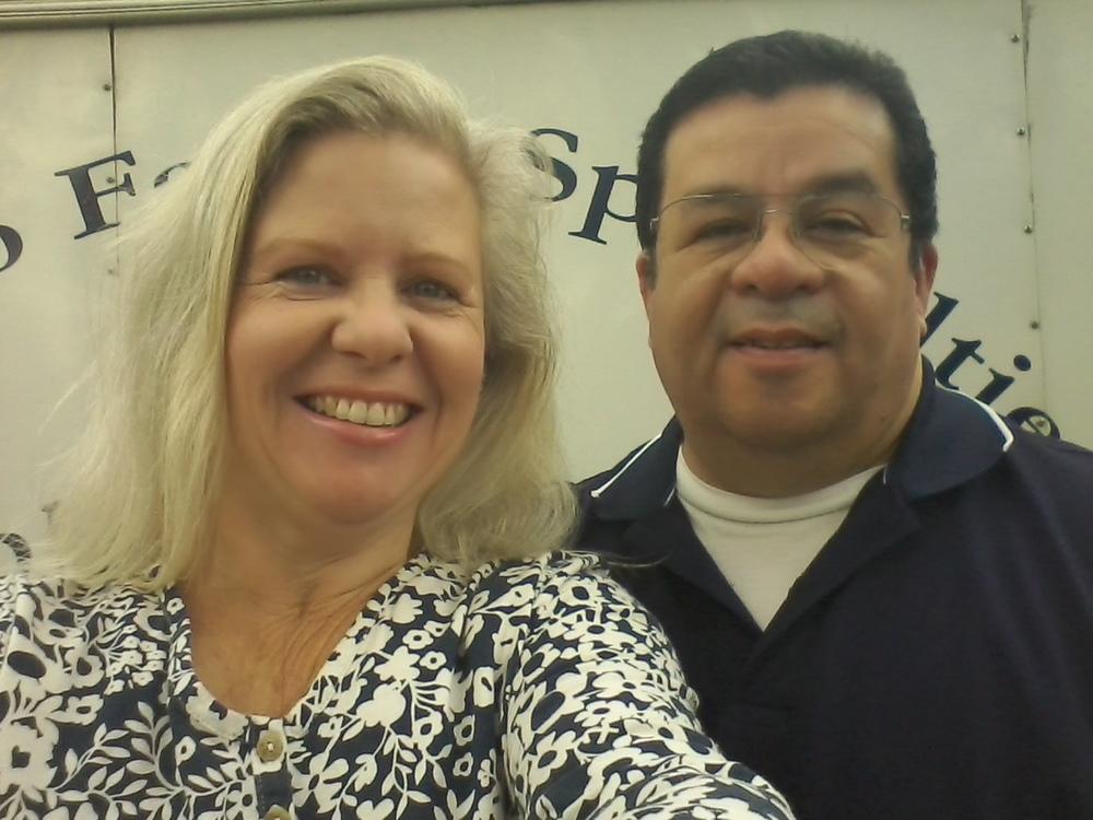 Tom and Donna Pacheco