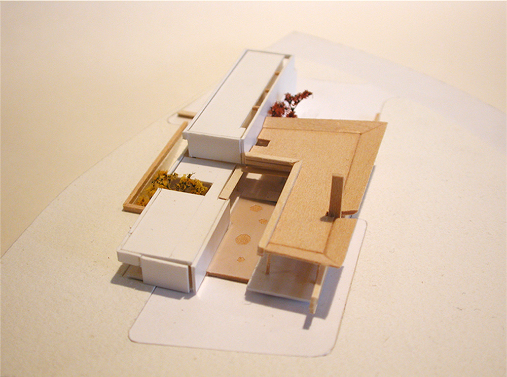 Model | Russia House | Jennifer Turner Architect