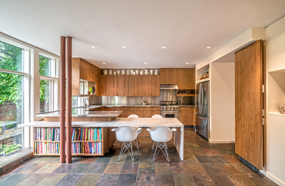 House on Playter Crescent | Jennifer Turner Architect