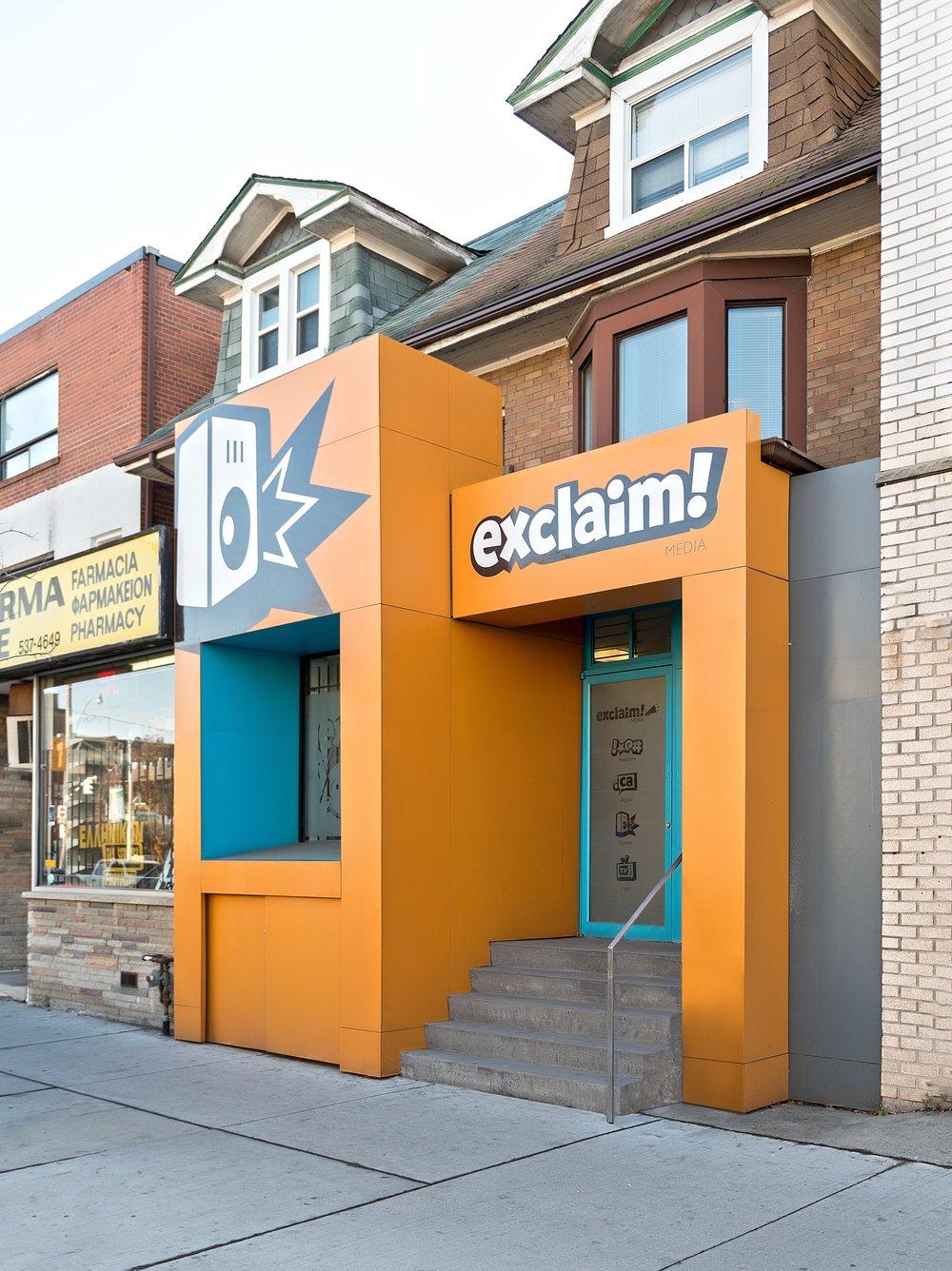 Exclaim | Jennifer Turner Architect
