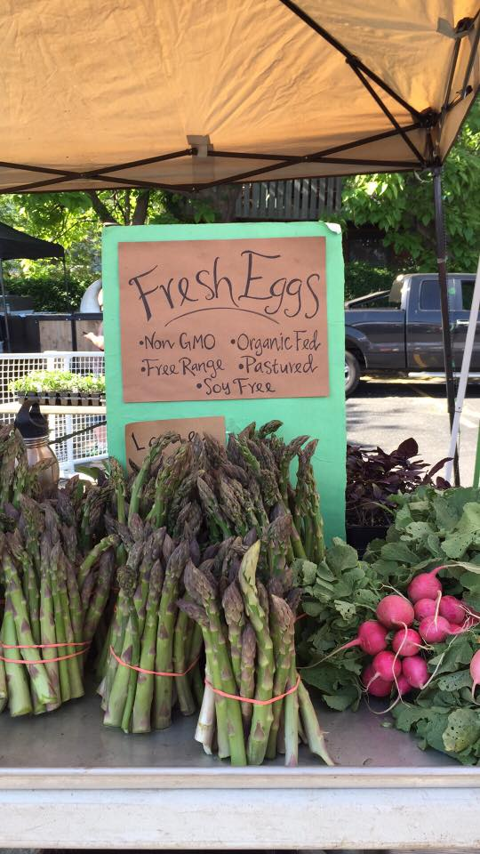 Wednesday Market - Local Food, Local Producer
