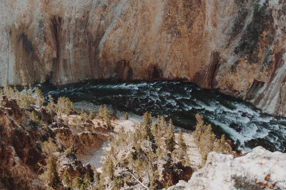 yellowstone - grand canyon