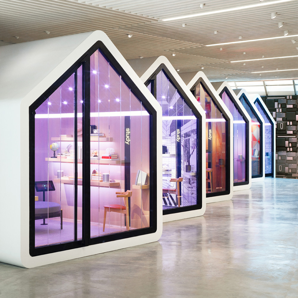 Sonos Flagship Store, Soho