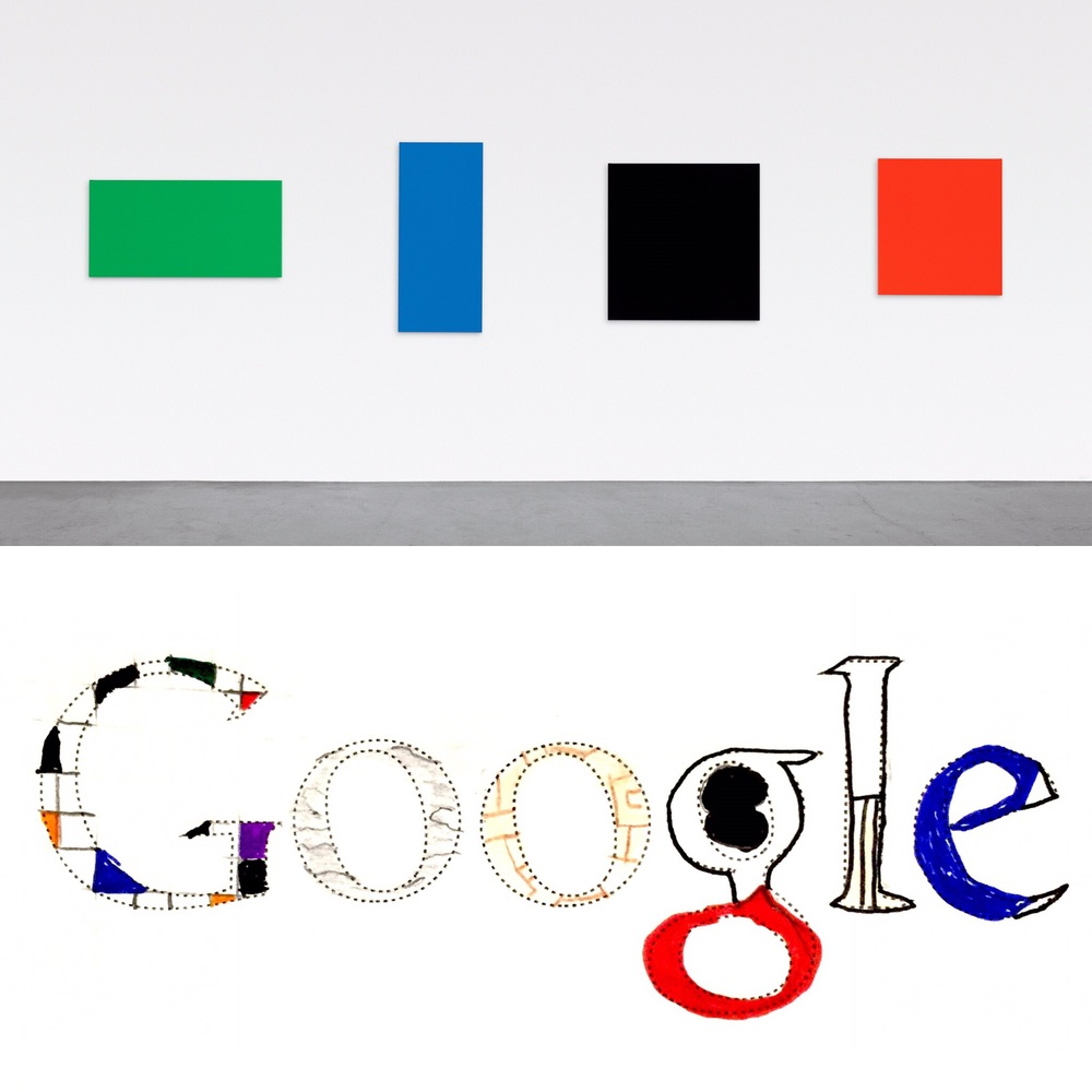 Style Investigations (Ellsworth Kelly, sculptor/painter)