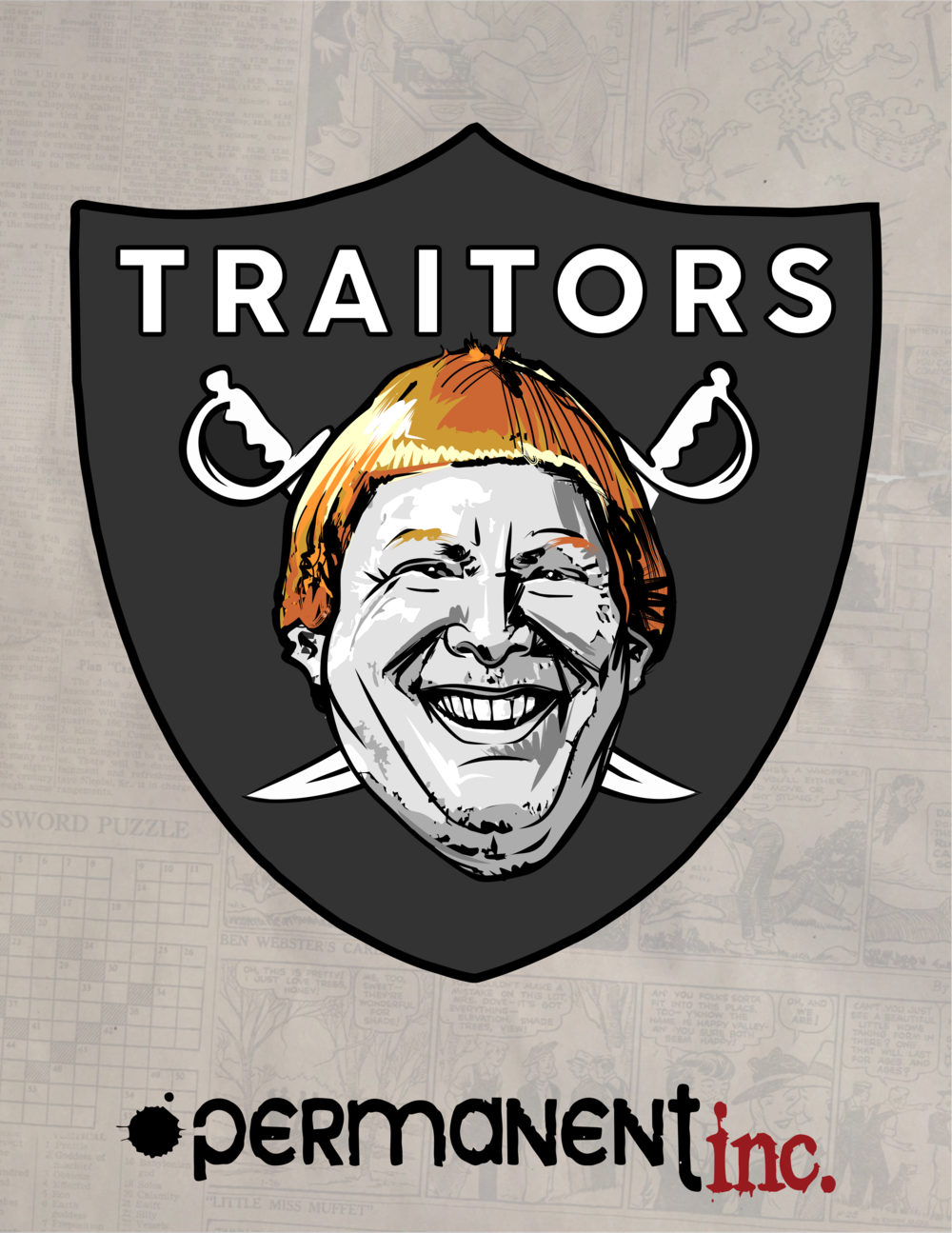 Traitor Nation