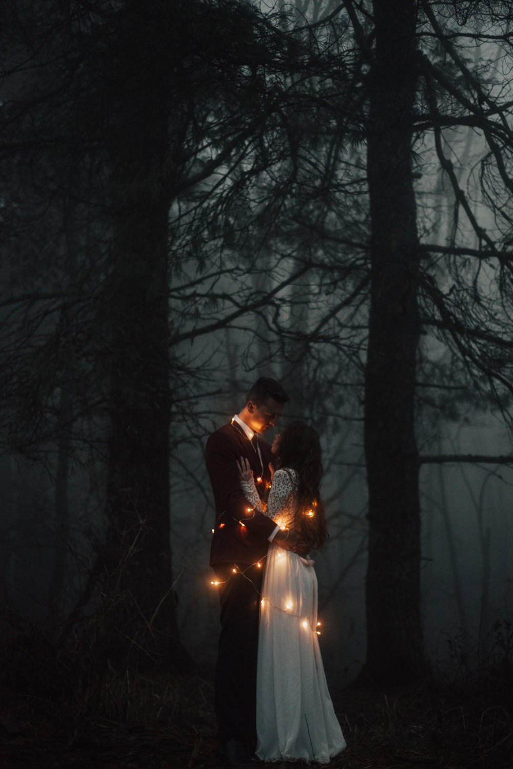 Max Patch Elopement By SB Photographs
