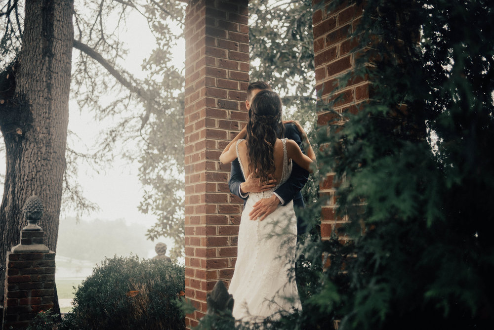 Virginia Fall Wedding By SB Photographs