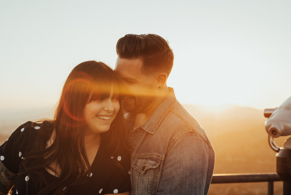 Downtown LA Couple Session By Photographs .jpg