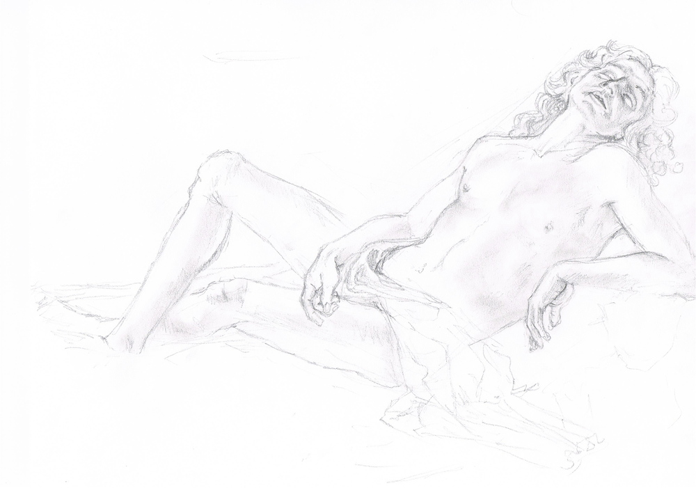 drawing-Botticelli-venus-mars