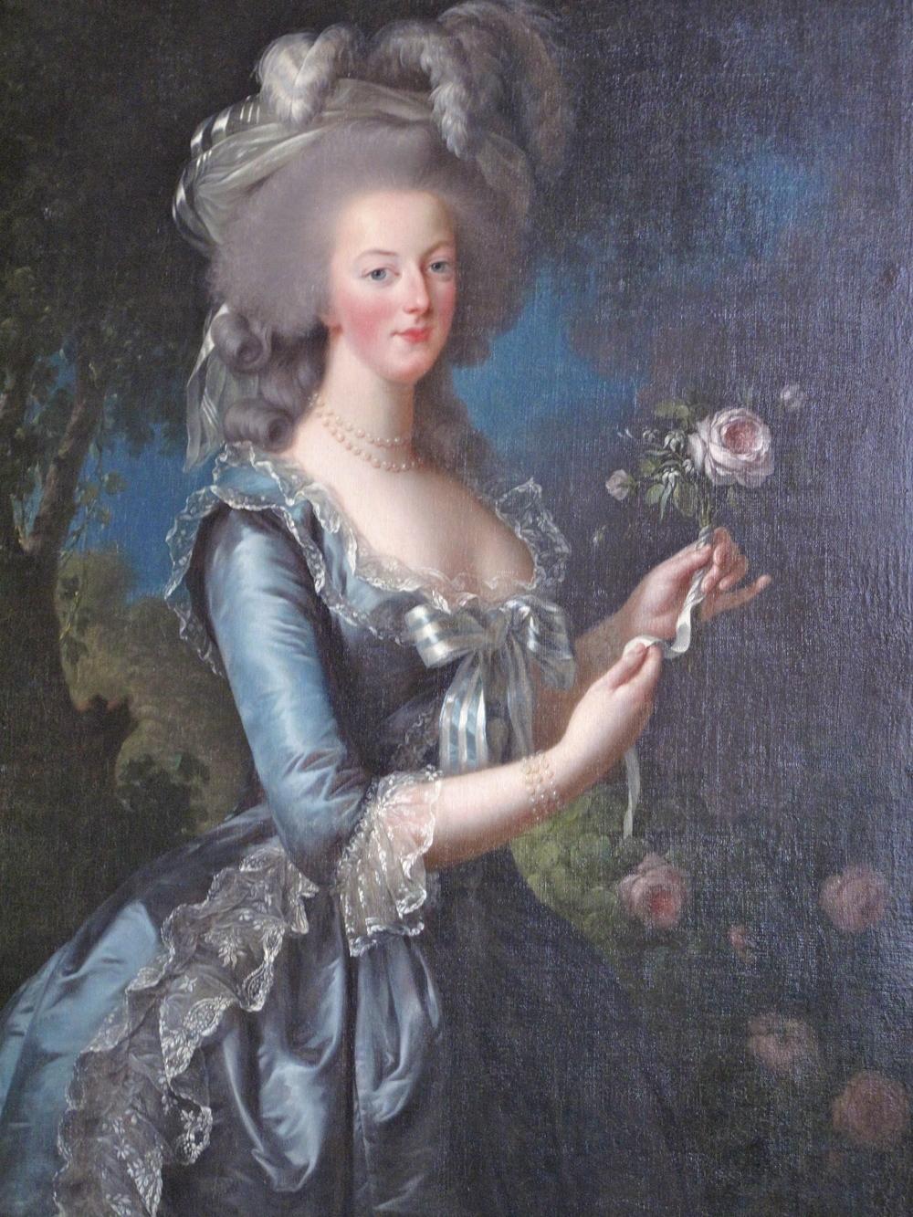Marie Antoinette Elisabeth Vigee Le Brun