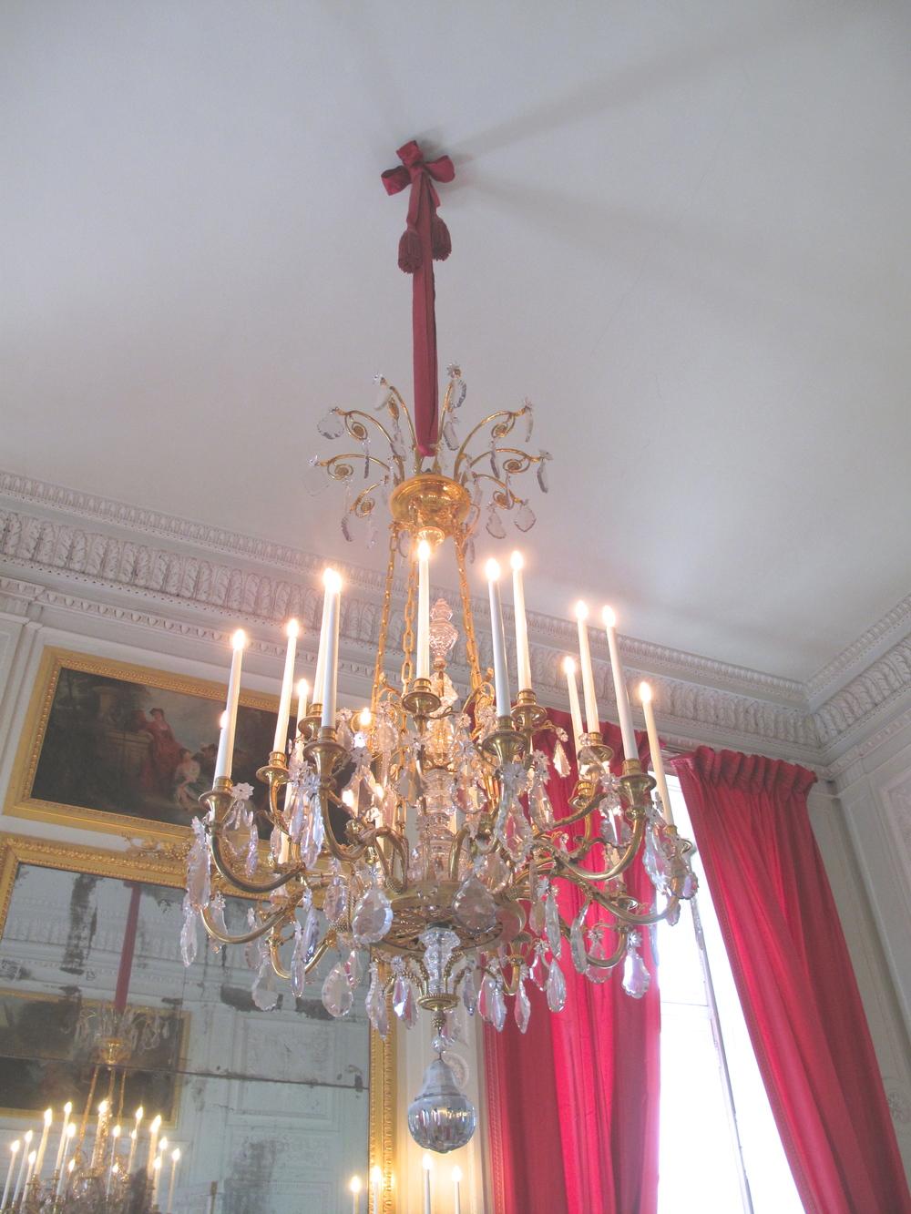 Versailles chandelier trianon