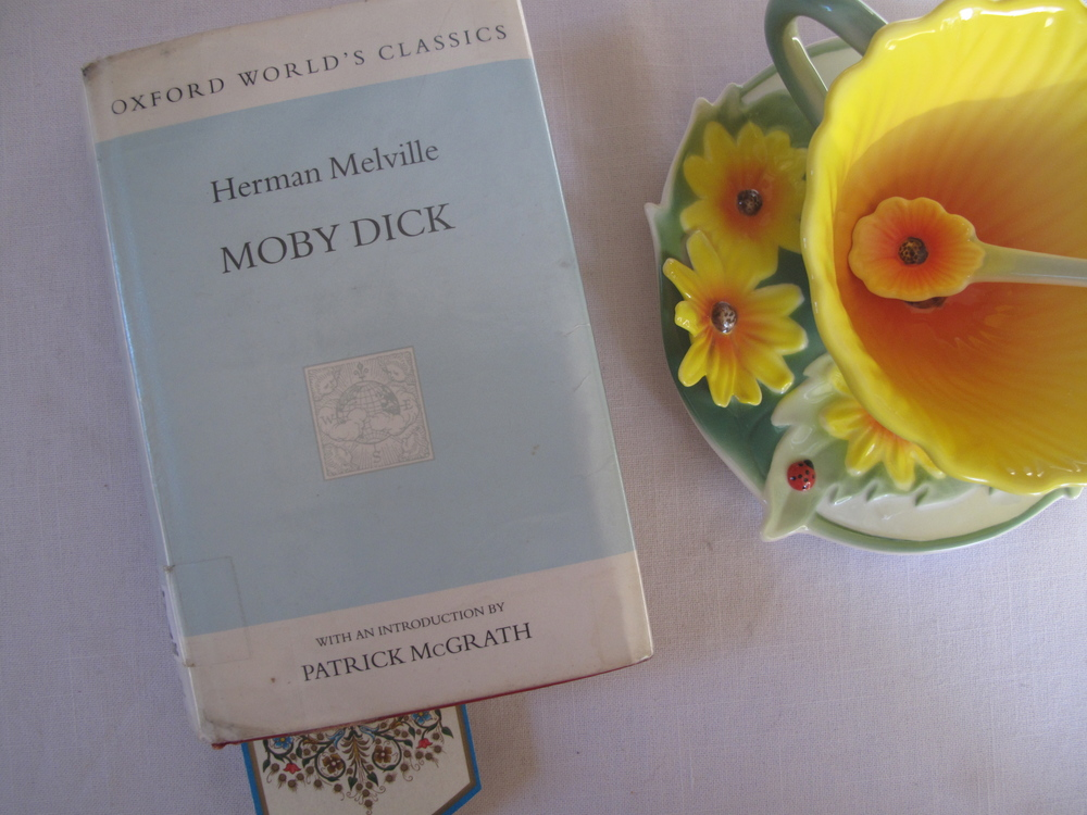 Moby Dick by Herman Melville - thoughts on the book