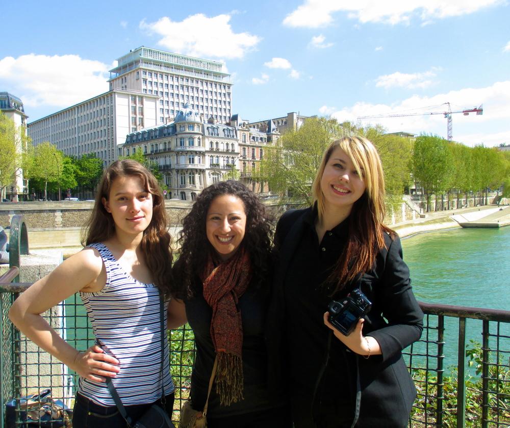 Me and Maylena and Rita