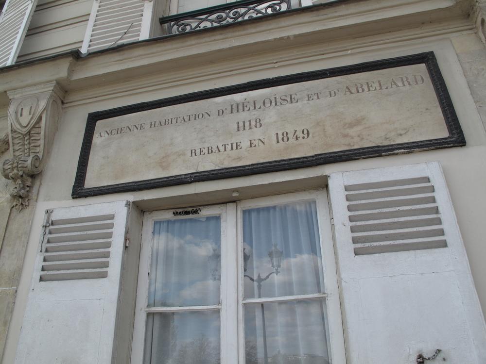 House of Eloise of Abelard in Paris