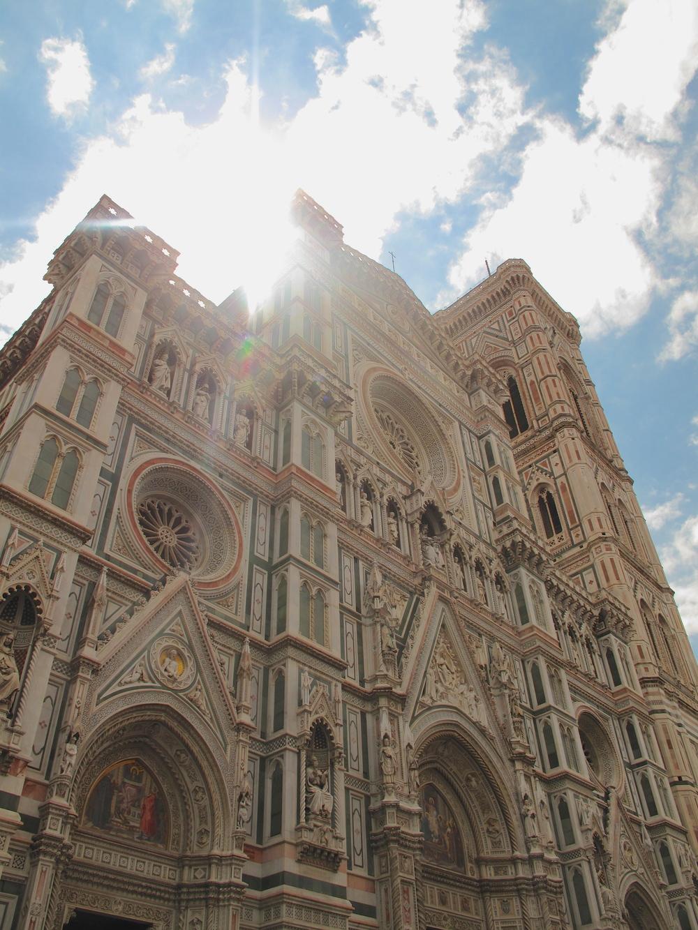 Cattedrale di Santa Maria del Fiore façade, Florence